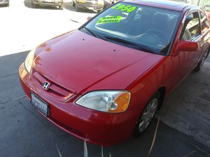 2001 Honda Civic for Sale in San Diego, CA