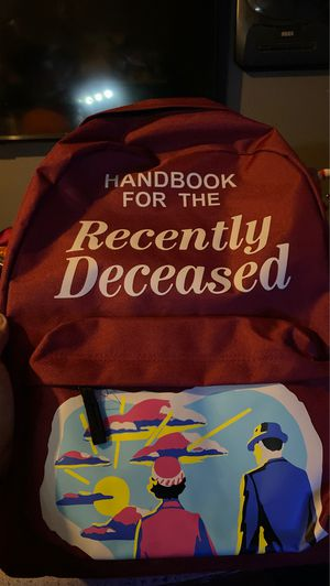 Handbook for recently deceased hot topic backpack for Sale in Anaheim, CA