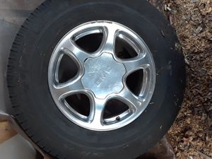 STOCK/CHEAP GMC**CHEVY RIMS for Sale in Tacoma, WA