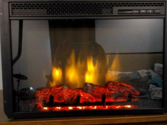 23-in LED Fire Box for Sale in Columbus, OH