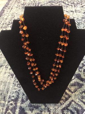 Amber Necklace for Sale in San Diego, CA