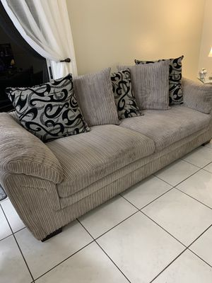 Sofa and arm chair for Sale in Clearwater, FL