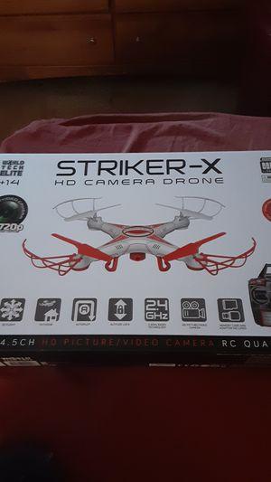 Striker x hd camera drone for Sale in Tampa, FL