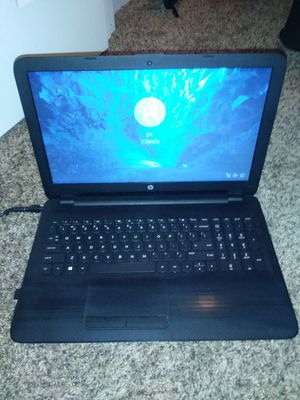 "HP 15.6"" Touchscreen Notebook for Sale in Smyrna, TN"