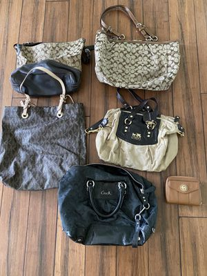 Coach & Michael Kors purses for Sale in Cleveland, OH