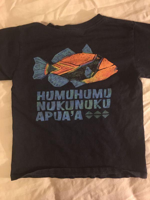 4T - ish Hawaii themed clothing, used