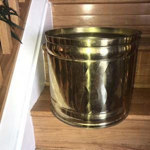 Brass Metallic Plant Holder $35 Each $60 Both for Sale in Baltimore, MD