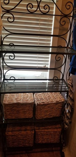 Wire storage rack for Sale in Alexandria, VA