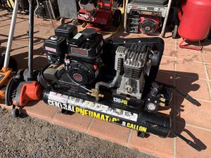 Central Pneumatic Compressor for Sale in Brownsville, TX