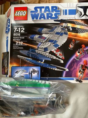 Lego Star Wars 8016 for Sale in Reston, VA