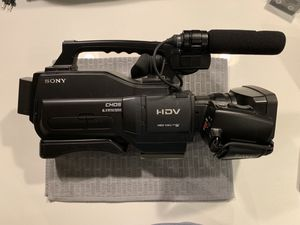 Sony 1080i HD Camcorder for Sale in Raleigh, NC