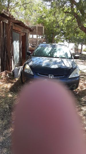A 2003 Honda for Sale in Midland, TX