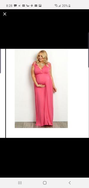 Pink Blush Maternity Dresse for Sale in La Grange Park, IL
