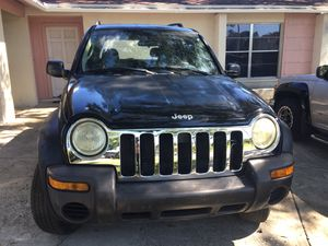 Jeep Liberty 2007 4.4 for Sale in Tampa, FL