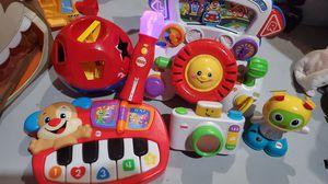 Fisher price toys for Sale in Roseville, MI