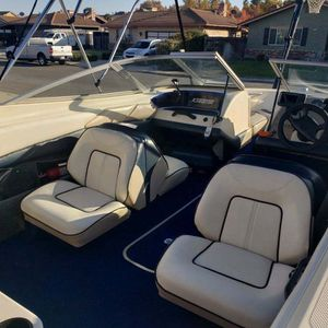 96 Bay liner Boat With Trailer for Sale in Turlock, CA
