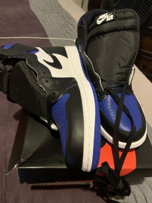 Jordan 1 Royal Toe size 9 for Sale in Belle Chasse, LA