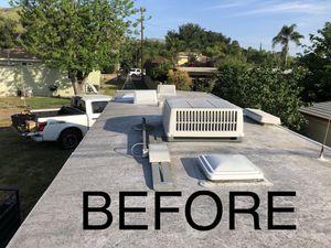 RV Trailer/Roof care for Sale in Laguna Hills, CA