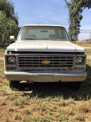 1980 Chevy Blazer for Sale in Perris, CA