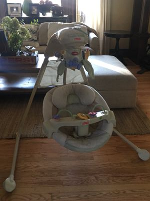 Fisher price cradle n swing for Sale in Portland, OR