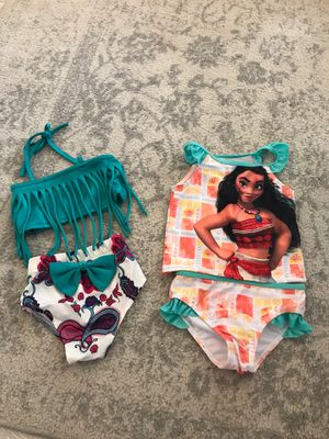 Toddler swimsuits for Sale in Galt, CA