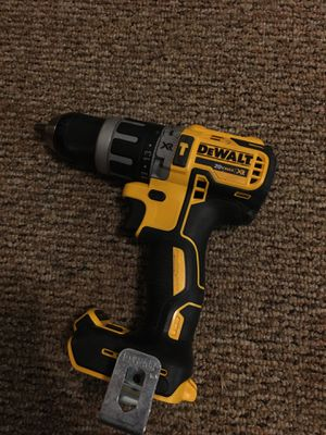 Dewalt XR hammer drill driver for Sale in Bakersfield, CA