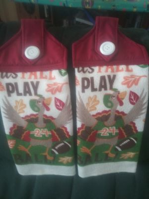 Hanging Football Towels for Sale in Montgomery, AL