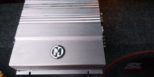 Stereo system. AMP and Speaker for Sale in Lakewood, CO