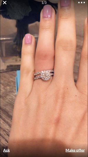 Round Halo Diamond Engagement Ring 1.76TCW for Sale in Salinas, CA