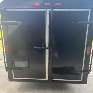 5x10 Enclosed Utility Trailer for Sale in West Palm Beach, FL