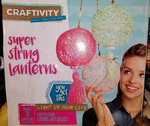 CRAFTIVITY String Lanterns for Sale in Jacksonville, FL
