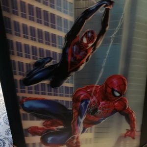 Marvel Spider-Man Framed Photo Never Used Brand New for Sale in Redondo Beach, CA