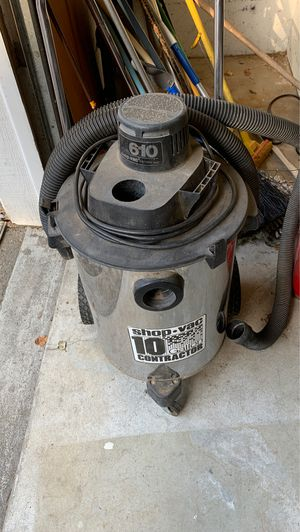 Shop vacuum for Sale in Cambria, CA