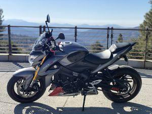 2016 Suzuki gsx s1000 for Sale in Clovis, CA