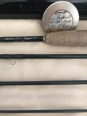Winston BIIIx Super 10 Fly Fishing Rod for Sale in Everett, WA