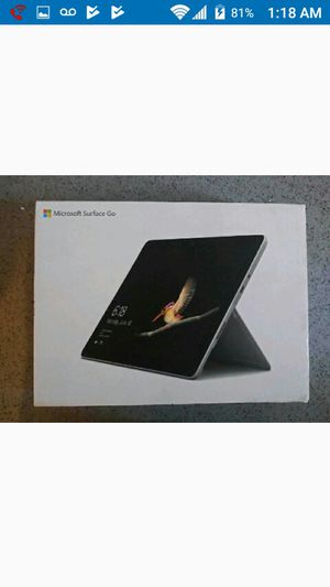 BRAND NEW Microsoft Surface GO Tablet for Sale in San Jose, CA