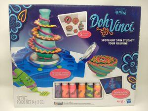 Play-Doh Dohvinci Spotlight Spin Studio for Sale in Franklin, TN