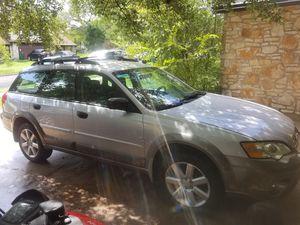 2006 Subaru outback for Sale in Austin, TX