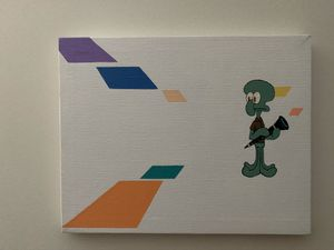 Squidward in the void for Sale in New London, MO