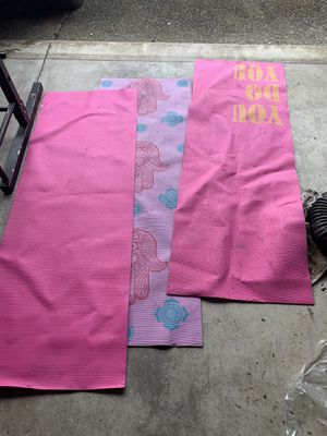 Yoga mat for Sale in Brentwood, TN