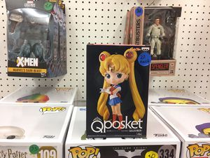 Bandai Pretty Guardian Sailor Moon Q Posket for Sale in Fayetteville, NC
