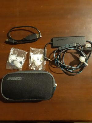 Bose Quiet Comfort 20 for Sale in Seattle, WA