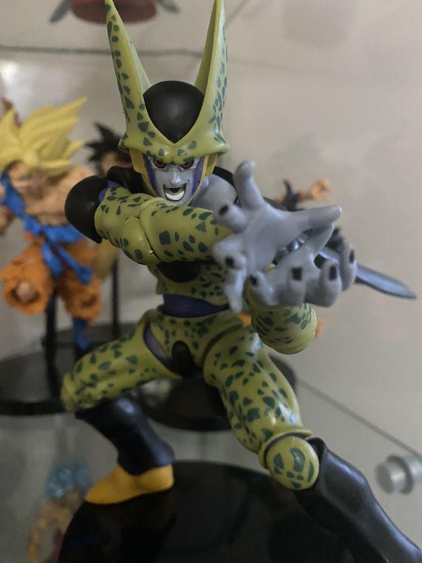 Dbz dragonball z cell figure
