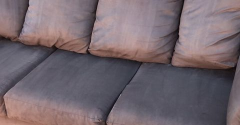 *Free Delivery* Brown Couch for Sale in Raleigh,  NC