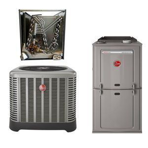 4 ton ac hvac air conditioner system for Sale in Norco, CA
