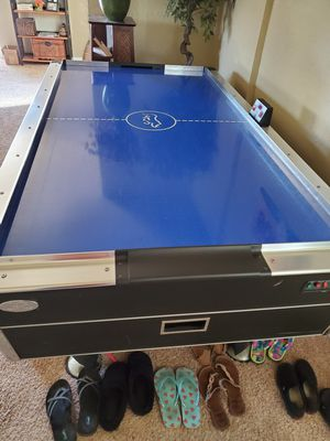 Air hockey table for Sale in Rancho Cordova, CA