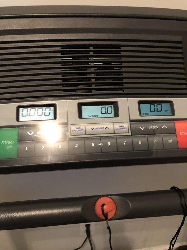 Great working treadmill