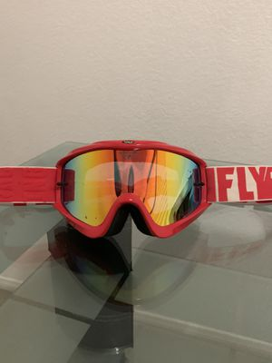 DIRT BIKE GOGGLES for Sale in Henderson, NV