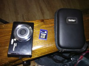Polaroid optics camera with optical 8x zoom for Sale in Newport, ME