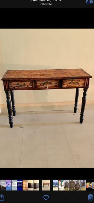 Sofa/console table for Sale in Pittsburgh, PA